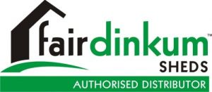 Fairdinkum Sheds Authorised Distributor