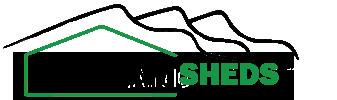 LITHGOW SHEDS Logo
